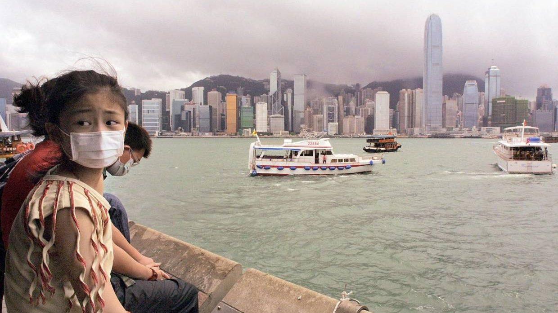 эпидемия пневмонии в Китае