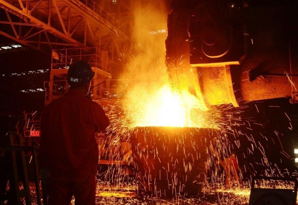 Украинские металлурги установили исторический антирекорд