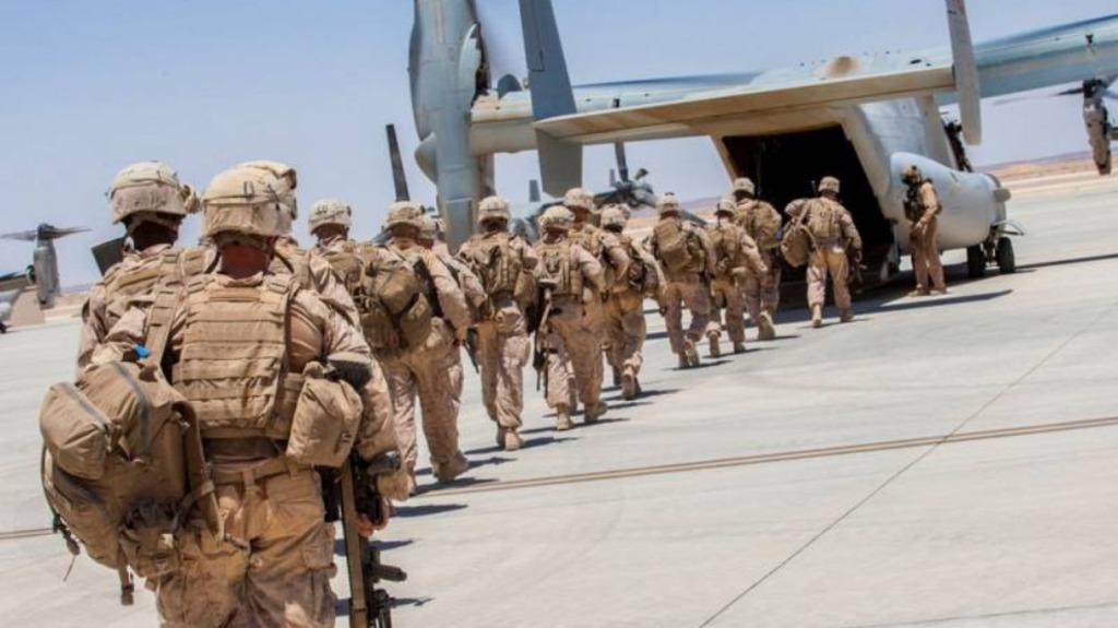 армия США в Ираке