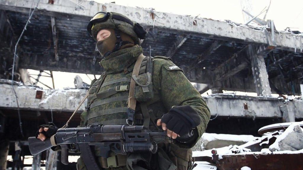 Хроники начала года с фронтов Донбасса