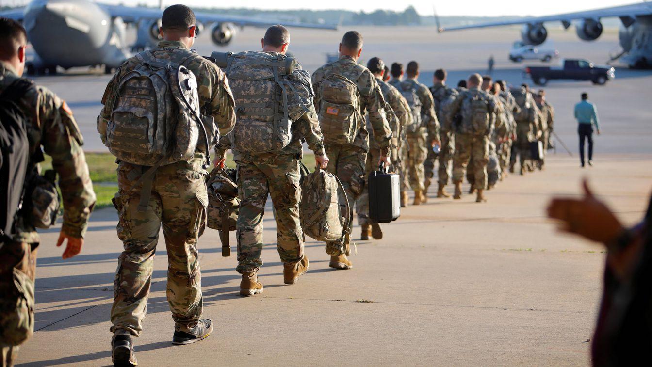 вывод войск коалиции из Ирака