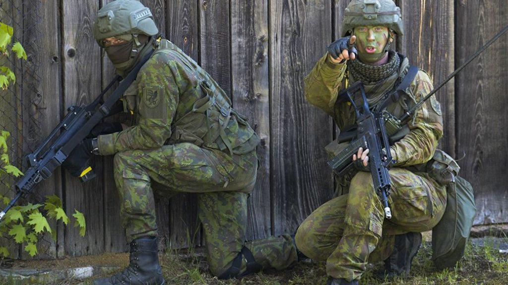 Будни НАТО: Спа-центр в Таллинне возмутил дебошем натовец