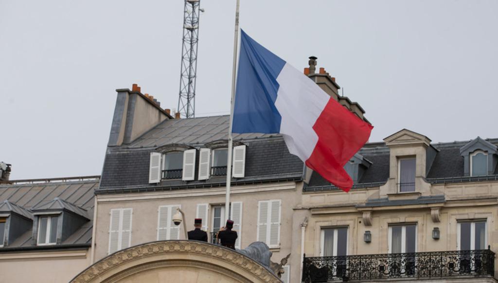 Франция заявляет
