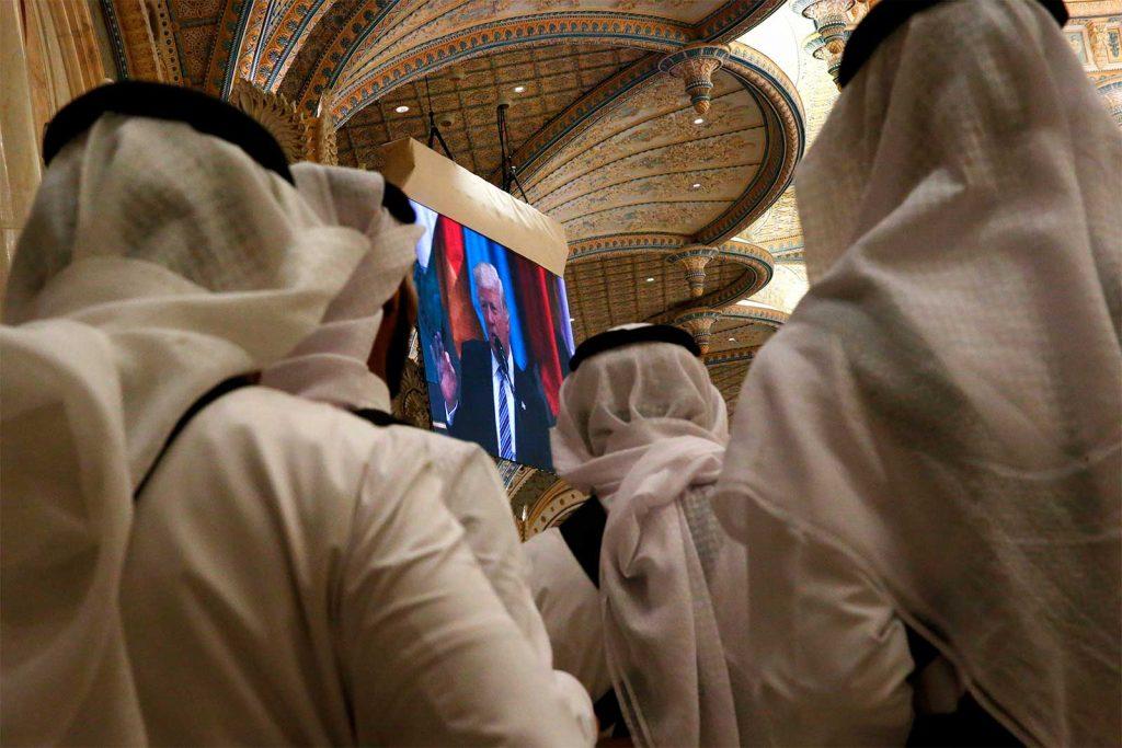Новая картина Ближнего Востока и Северной Африки. Окно возможностей для России