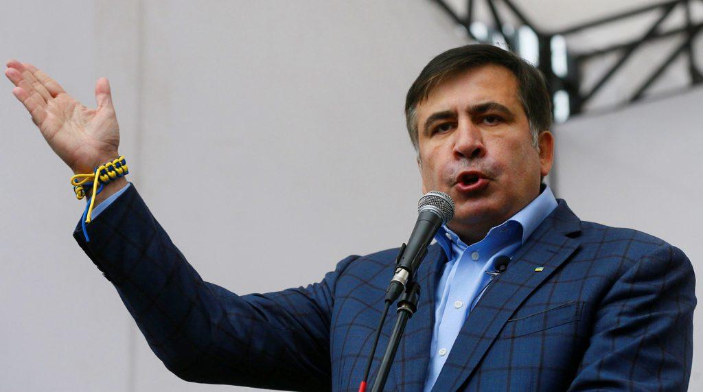 """Саакашвили """"маслом"""" – мифический демократизатор и проводник """"реформ честности"""""""