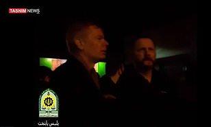 посол Британии участвовал в антиправительственном митинге в Тегеране
