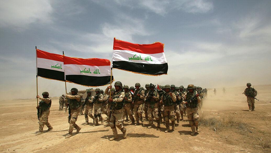 армия и обороноспособность Ирака