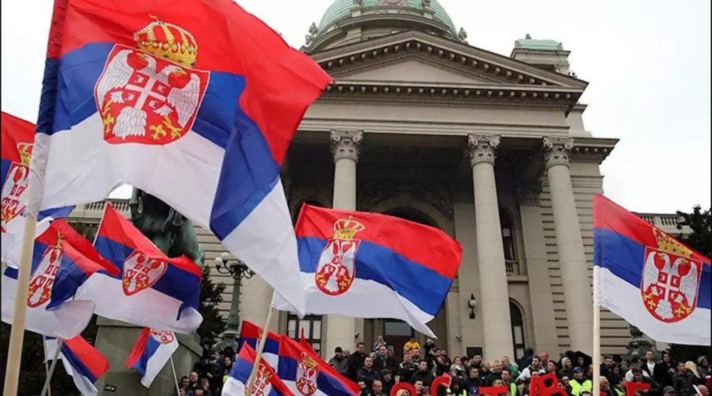 Сербия полнится евроскептиками: ЕС всё меньше привлекает сербов