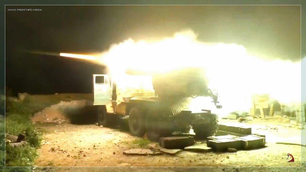 СМИ: Турецкая артиллерия ударила по шести поселениям в Сирии