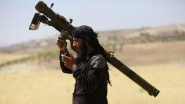 Более 500 боевиков атаковали позиции сирийских войск