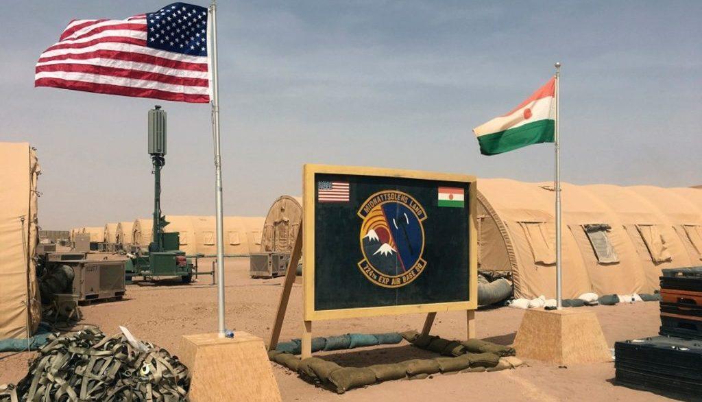 войска США в Африке