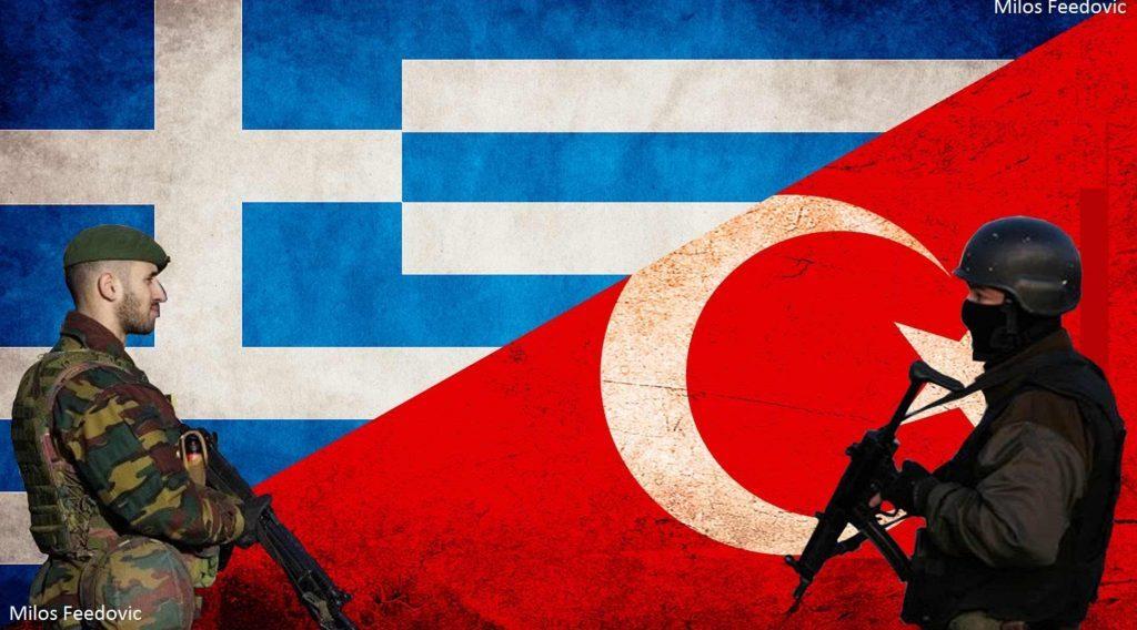 Греция и Турция вновь переживают эскалацию конфликта