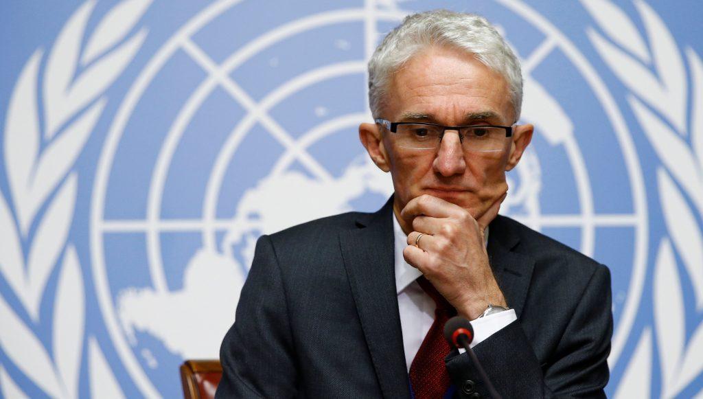 советник по вопросам помощи ООН Марк Лоукок