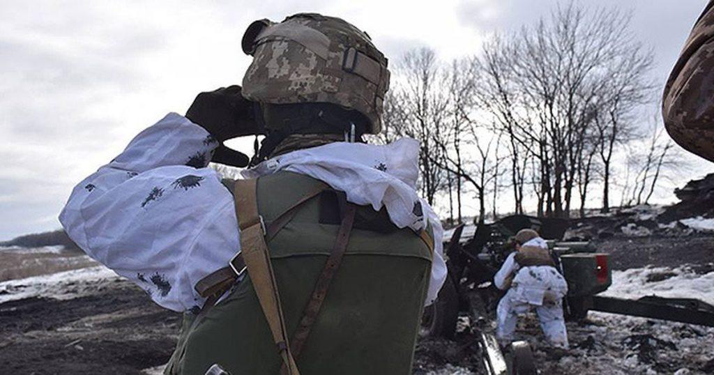 За стуки ВСУ высыпали на головы жителей Донбасса 110 снарядов - ОБСЕ