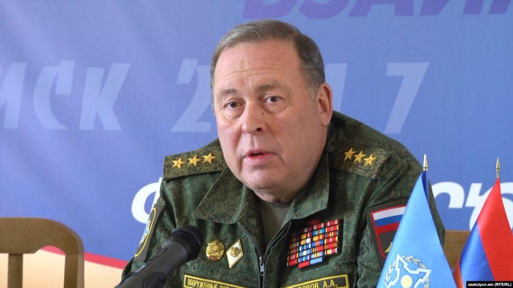 Грузия становится полигоном НАТО против России - Глава штаба ОДКБ