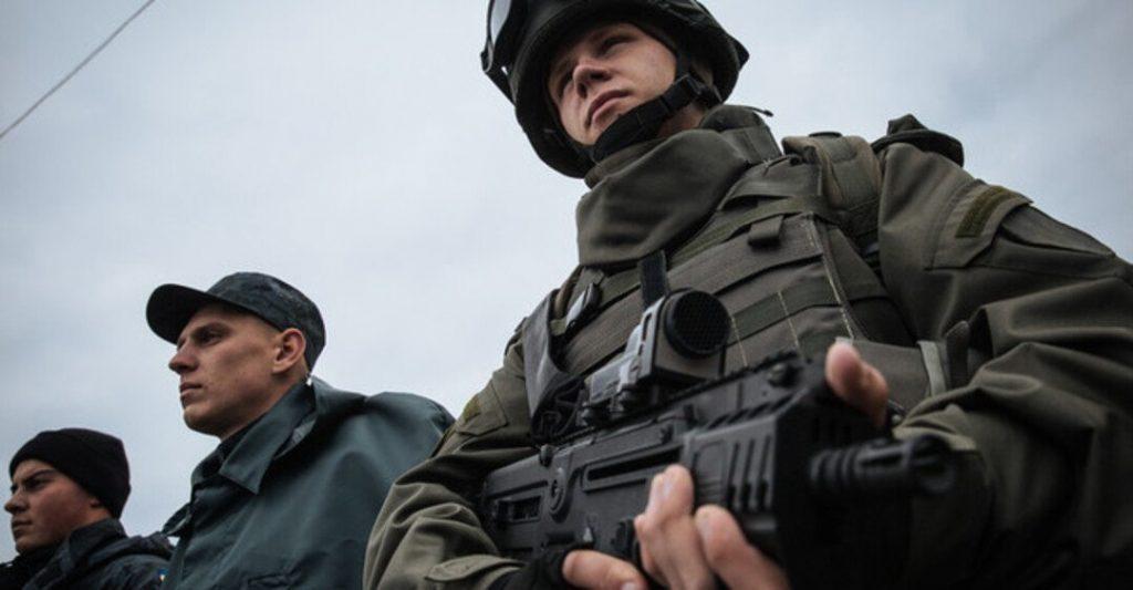 Канадские инструкторы готовят боевиков украинской Нацгвардии к зачистке республик Донбасса