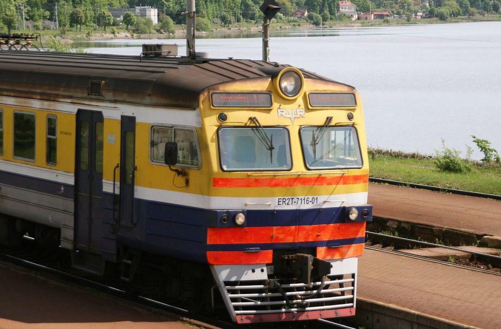 Санкции США сократят Латвии количество поездов-дизелей