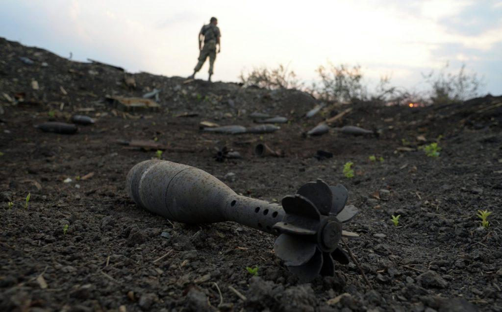 Горловка оказалась под миномётным адом ВСУ