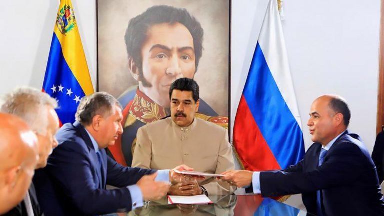 переговоры Роснефти и властей Венесуэлы