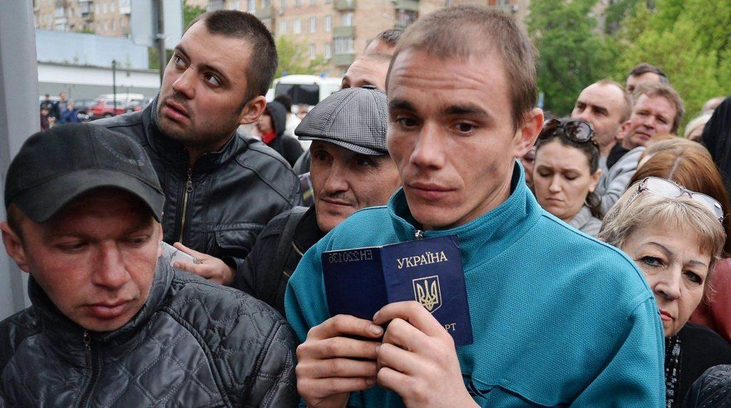 """Польша ждёт новый """"девятый вал"""" украинских заробитчан"""