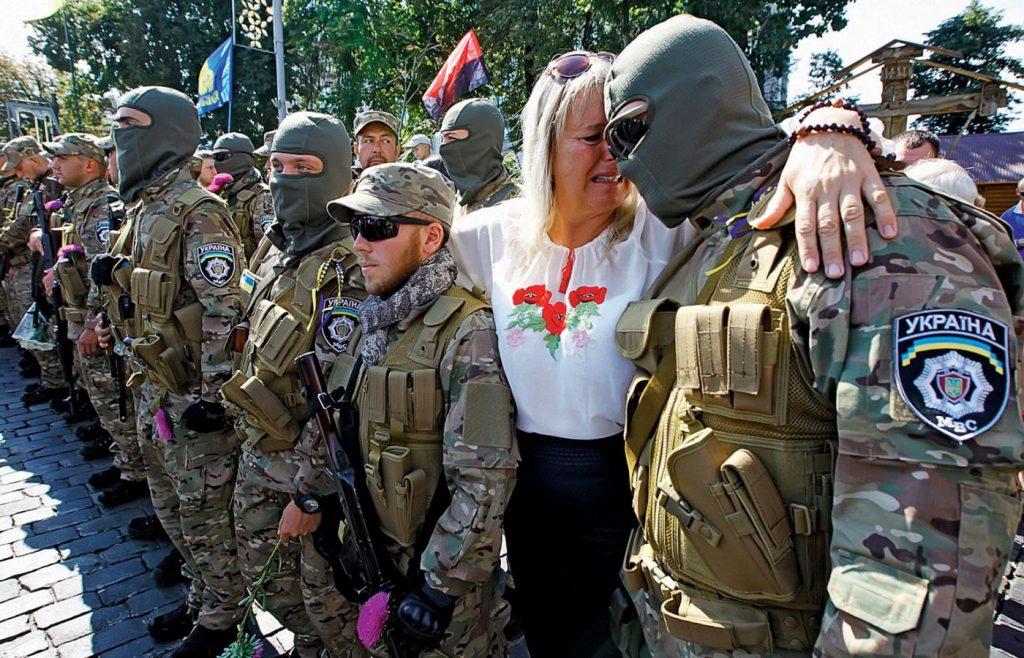"""Свои планы на боевиков-""""атошников"""" выстроены в США"""