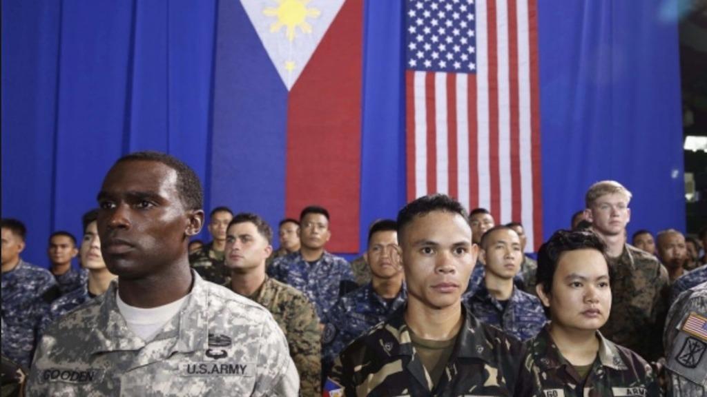 Филиппины аннулировали Соглашение с США о визитах войск