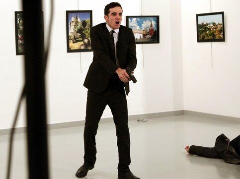 убийца российского посла Карлова