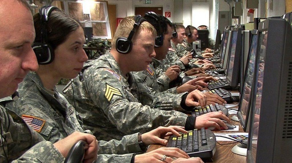 США кибервойска