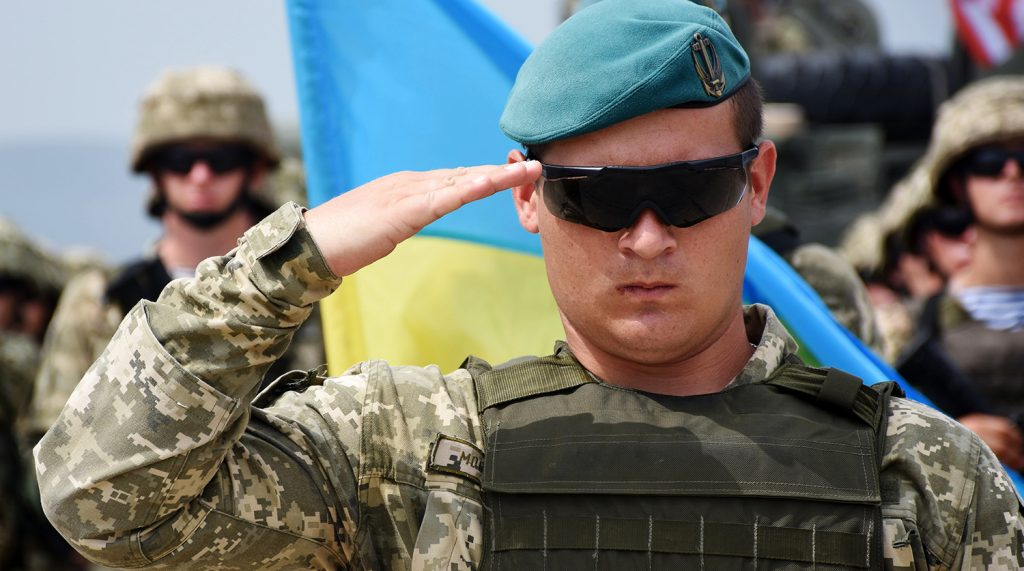 Интересно, чему: Киев гордится, что натовцы учатся у ВСУ