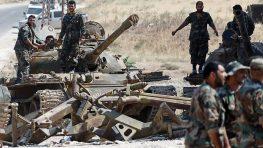 Сводка событий в Сирии и на Ближнем Востоке за 15-16 февраля 2020 г.