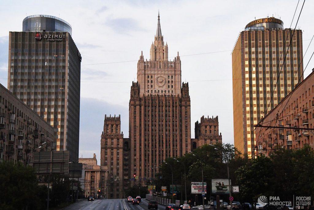 Мир в Донбасс Киев принесёт лишь переговорами с ЛДНР - МИД РФ