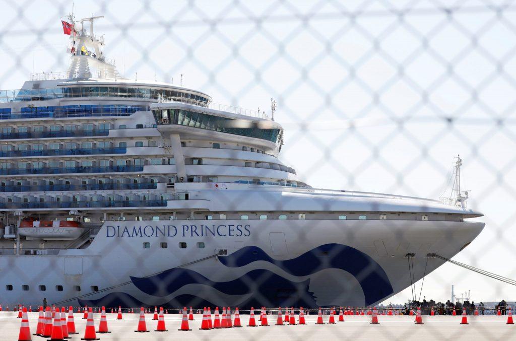 Гражданка России заразилась коронавирусом на лайнере Diamond Princess