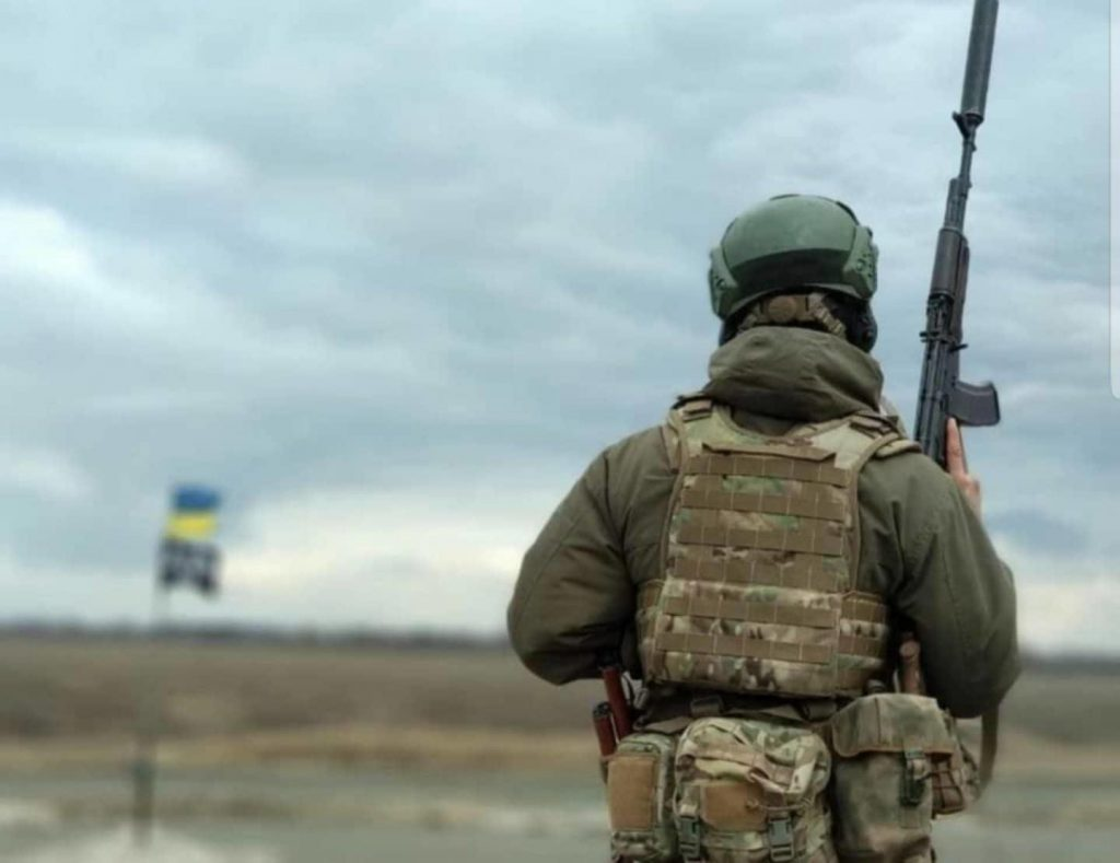 ОБСЕ зафиксировали в бое возле Золотого тысячи взрывов