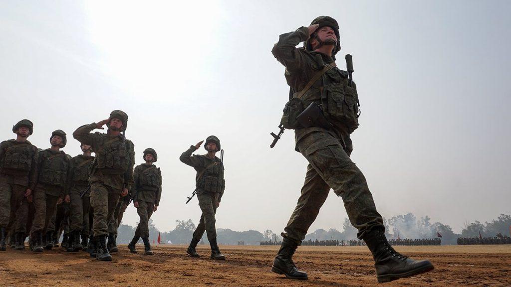 Учения НАТО в Прибалтике получат адекватный ответ России