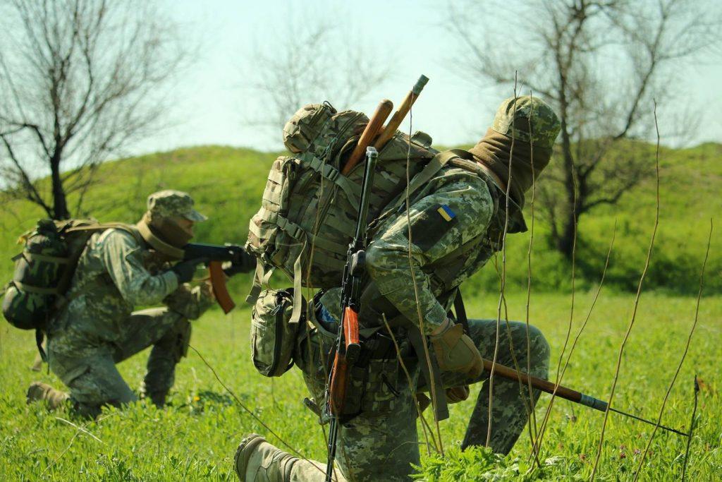Иностранцы-спецы готовят под Харьковом диверсантов в Донбасс и на Украину