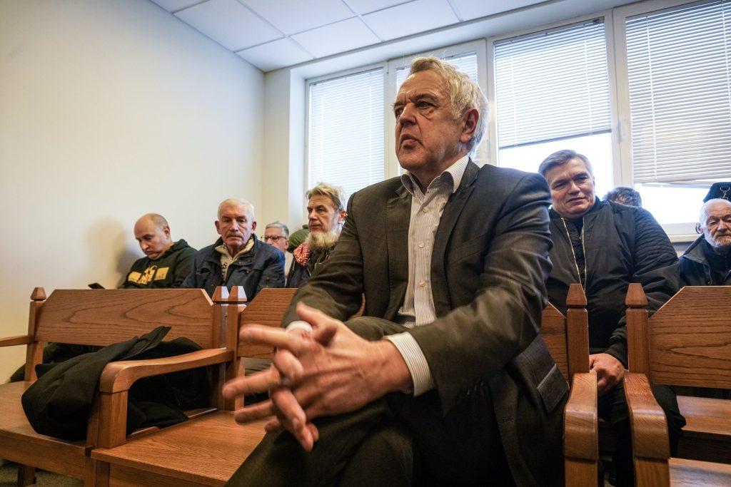 Процесс журналиста Юрия Алексеева будет закрытым - Суд Латвии