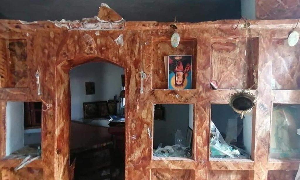 мигранты разоряют церковные приходы на греческом острове Лесбос