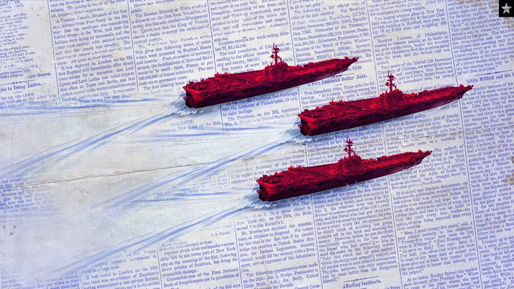 США планируют морскую блокаду Венесуэлы