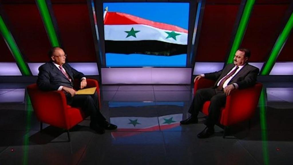 Посол Сирии в РФ Рияд Хаддад об оккупации сирийских нефтяных вышек армией США