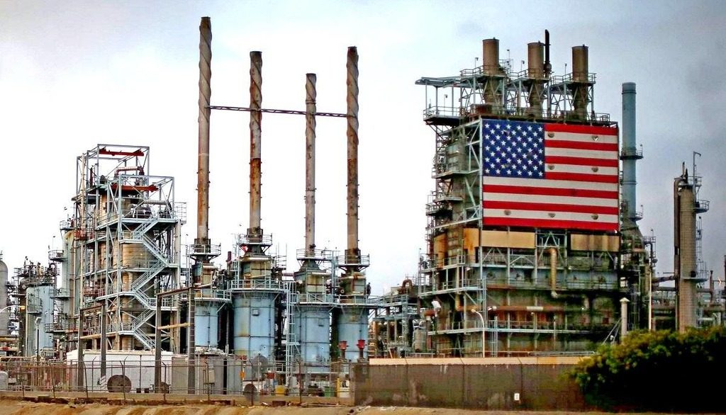 сланцевая нефть США