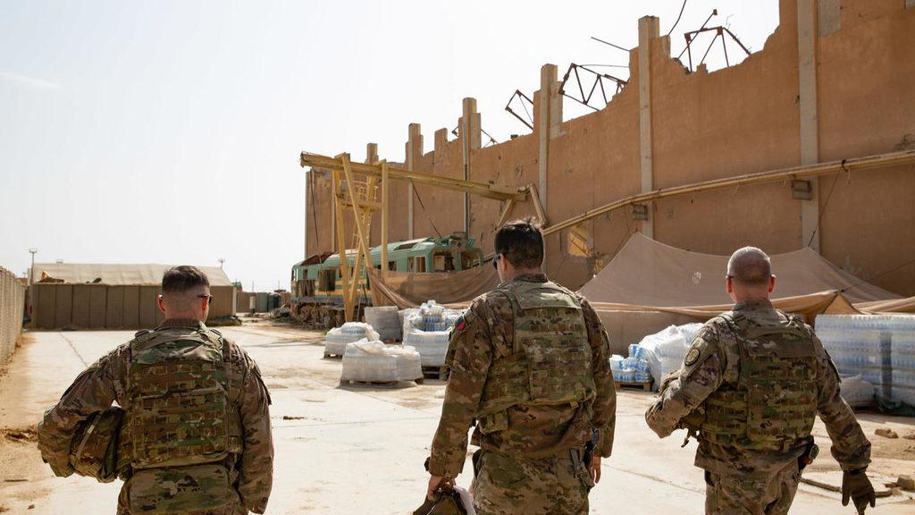 межлународная коалиция в Ираке