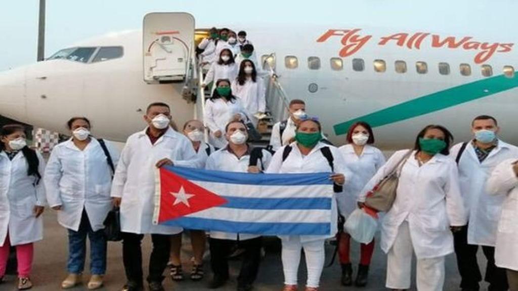 врачи Кубы едут в страны Латинской Америки и в Италию на помощь в борьбе с коронавирусом