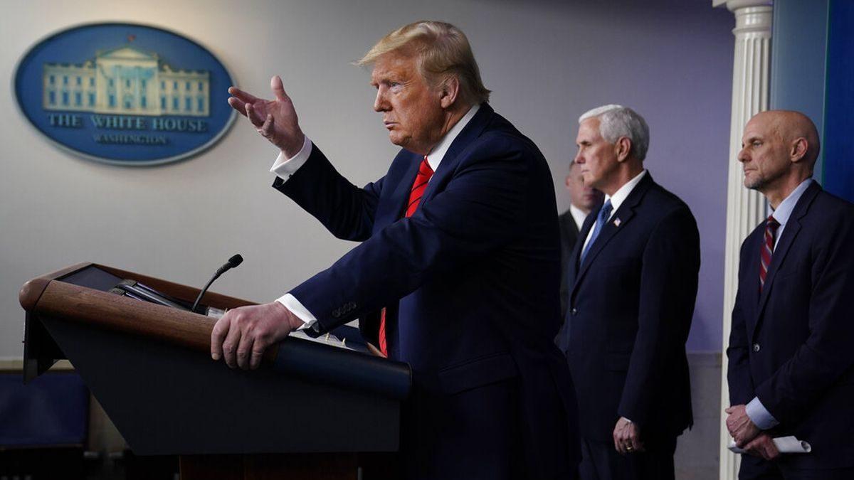 Трамп распорядился