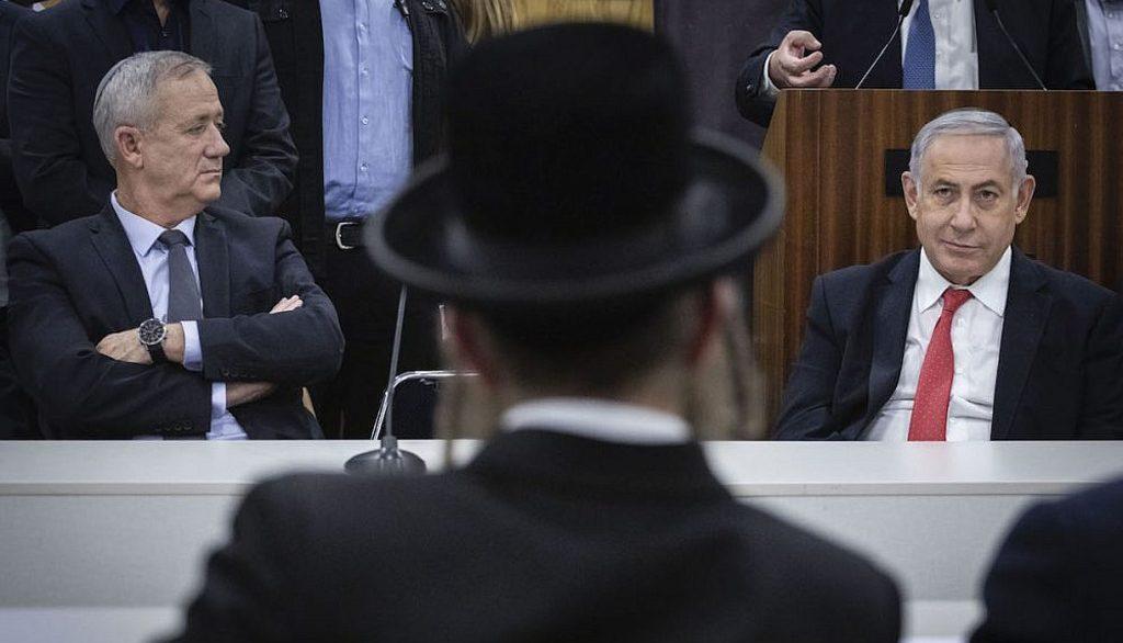 Нетаньяху и Ганц близки к соглашению