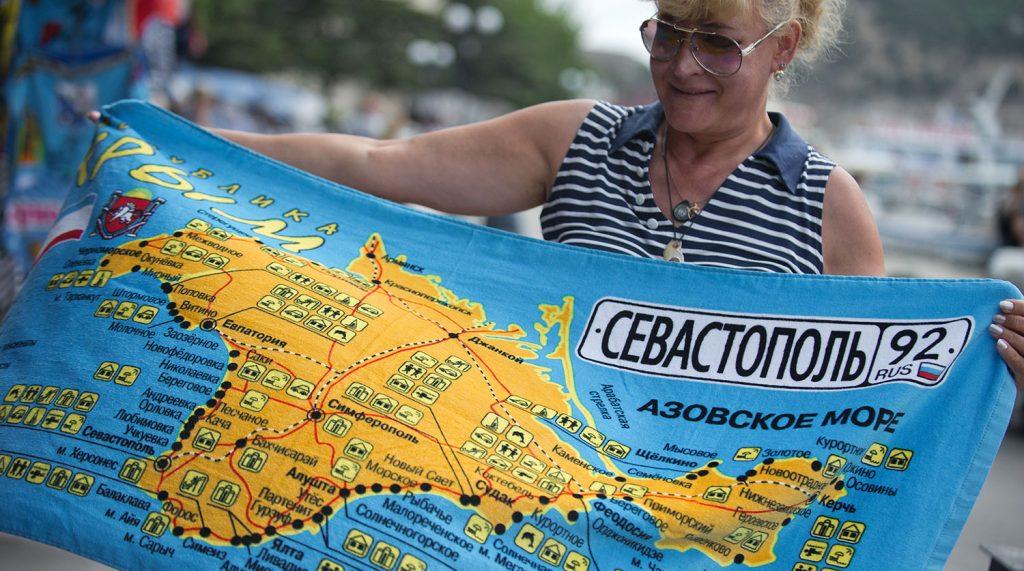 Западные политики в Киеве полагают, что коронавирус «вернёт» Крым Украине