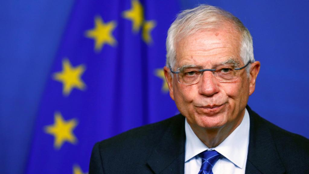 глава дипломатии ЕС Жозеп Боррель