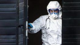 В России за сутки коронавирусом заразились 1786 человек