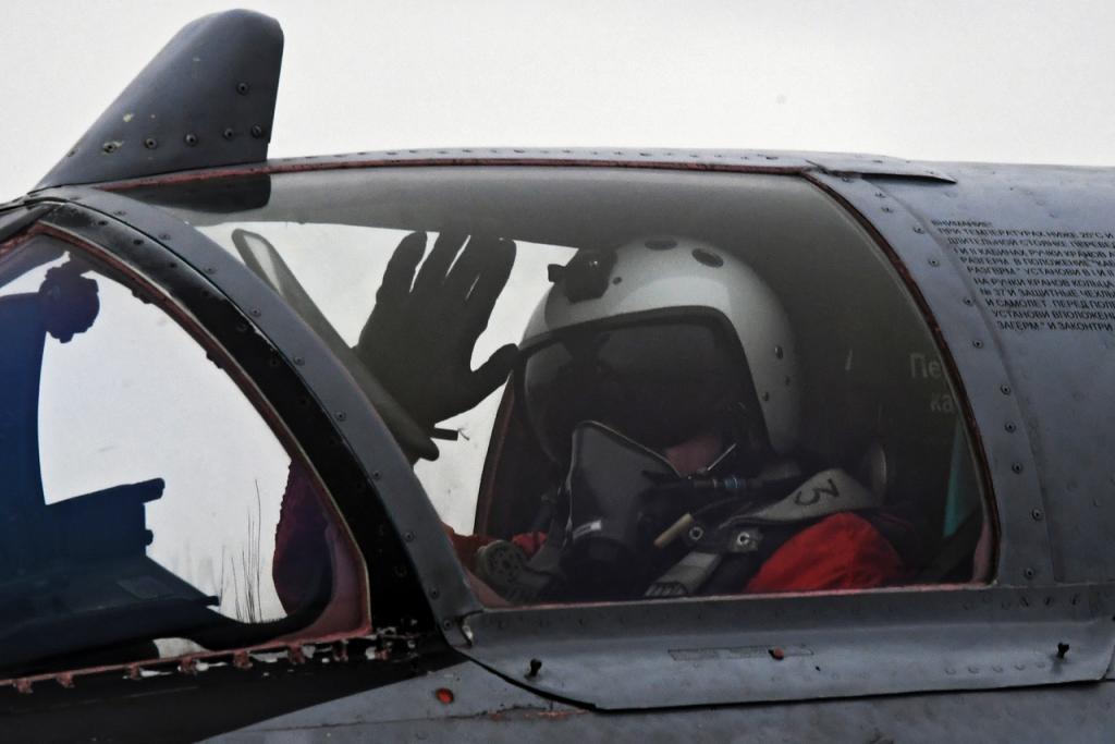 В России разрабатывают новое защитное снаряжение для пилотов