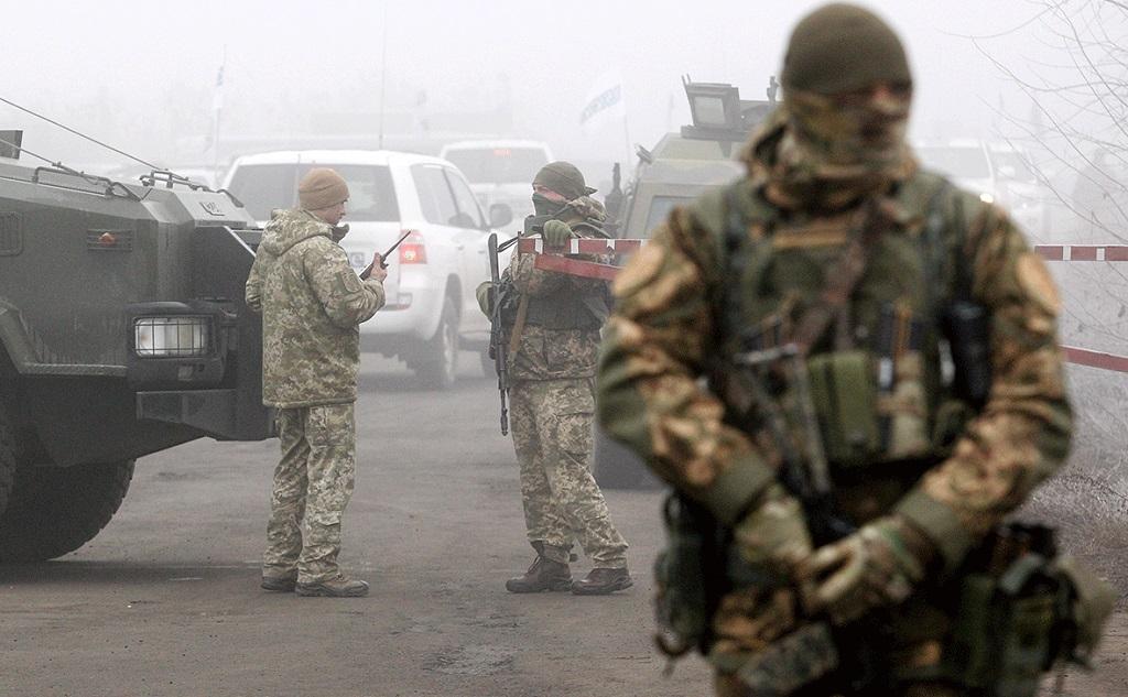 Резников: Украина возвратит  изплена боевиков «десятки» украинцев
