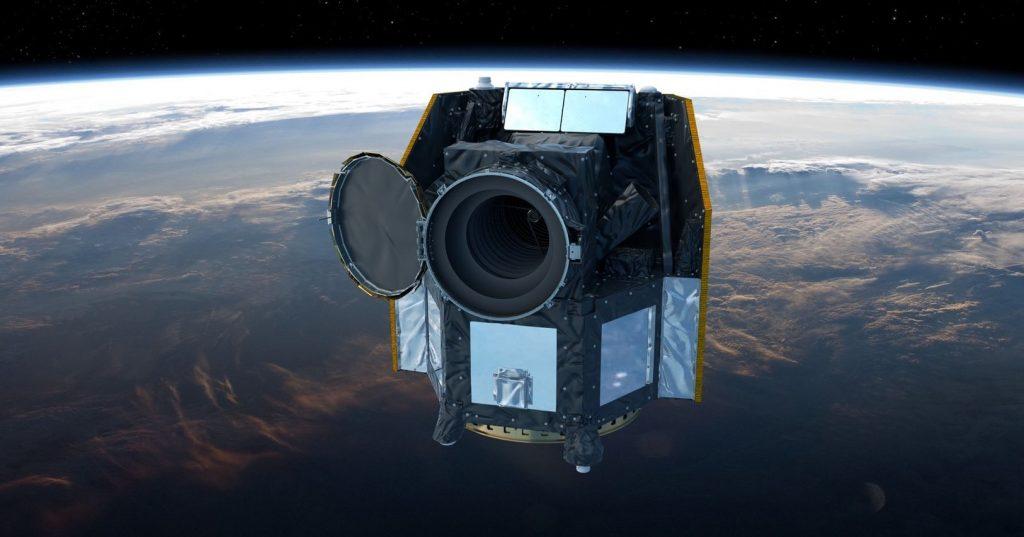 ЕКА ввело в действие космический телескоп «Хеопс»